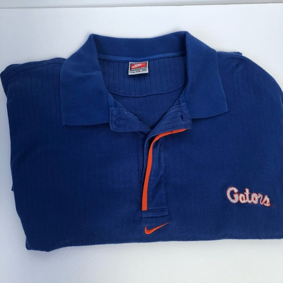 442a4df2963 Nike Shirts | University Of Florida Uf Gators Mens Polo | Poshmark